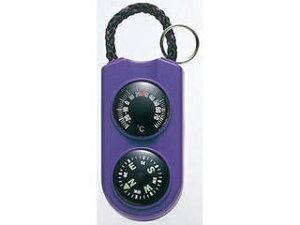 EMPEX EMPEX 温度計・コンパス サーモ&コンパス FG-5126 パープル