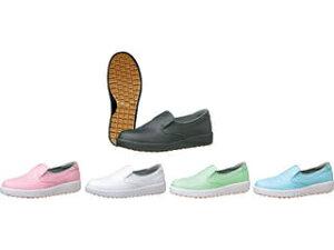 ハイグリップ作業靴 H-700N21cm白