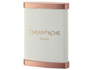 CARAN dACHE/カランダッシュ CDA0008 携帯灰皿 カッパ—ホワイト