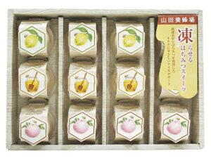 山田養蜂場 凍らせるはちみつスイーツ KS−30