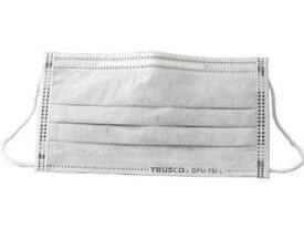 TRUSCO/トラスコ中山 臭いをキャッチする特殊活性炭シートを採用 フレッシュマスク 活性炭入 50枚入 DPM-FM-L ※沖縄配送不可