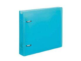 KOKUYO/コクヨ EDF-CF221LB CD/DVDファイル22枚 ケース付ライトブルー
