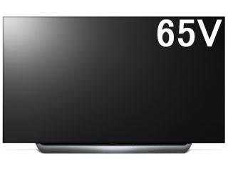 【標準配送設置無料!】 LGエレクトロニクス 【まごころ配送】OLED 65C8PJA 65V型有機ELテレビ 【納期お問合せください】