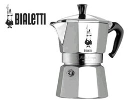 BIALETTI/ビアレッティ 1168 直火式エスプレッソメーカー〔モカエクスプレス〕【2杯分】