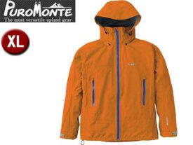 PuroMonte/プロモンテ SJ007M Rain Wear ゴアテックス オールウェザージャケット Men's 【XL】 (オレンジ)