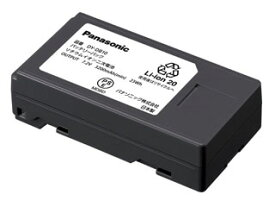 Panasonic パナソニック DY-DB10-S(シルバー) バッテリーパック(リチウムイオン)