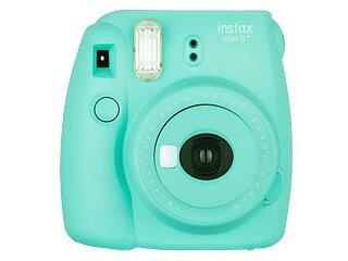 FUJIFILM/フジフイルム チェキ instax mini 8+(プラス) ミント/Mint インスタントカメラ