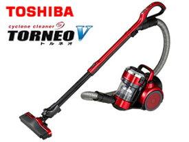 TOSHIBA/東芝 サイクロンクリーナー トルネオV VC-SG514(R) (グランレッド)