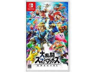 任天堂 大乱闘スマッシュブラザーズ SPECIAL【Switch】