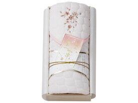 瀧定大阪 王華 木箱入りさくら刺繍敷きパット ピンク OK1705