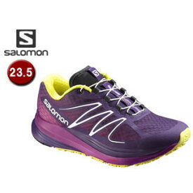 SALOMON/サロモン L37908900 SENSE PROPULSE W 【23.5】 (COSMIC PURPLE/AZALEE PINK/CORONA YELLOW)