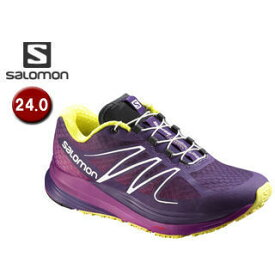 SALOMON/サロモン L37908900 SENSE PROPULSE W 【24.0】 (COSMIC PURPLE/AZALEE PINK/CORONA YELLOW)