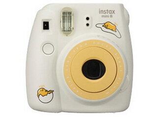FUJIFILM/フジフイルム instax mini 8 ぐでたま チェキ インスタントカメラ 【「ぐでたま」チェキシール付】