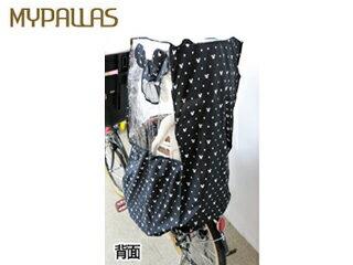 MyPallas/マイパラス DRC-BK ディズニー チャイルドシート 風防レインカバー 後ろ用 (ブラック)