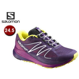 SALOMON/サロモン L37908900 SENSE PROPULSE W 【24.5】 (COSMIC PURPLE/AZALEE PINK/CORONA YELLOW)