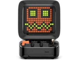 Divoom ブルートゥーススピーカー Divoom - DITOO ブラック 90100058122 Bluetooth対応