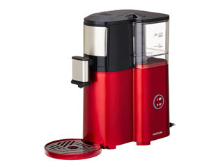 KKM-1001/R全自動コーヒーメーカー(レッド)