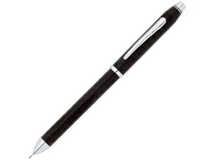 CROSS / クロス 複合ペン テックスリー 【 ブラック NAT0090-3ST 】 黒赤&0.5mmペンシル
