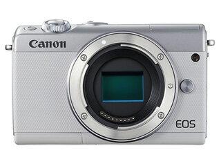 CANON/キヤノン EOS M100(ホワイト)・ボディー ミラーレスカメラ 2210C004