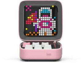 Divoom ブルートゥーススピーカー Divoom - DITOO ピンク 90100058123 Bluetooth対応