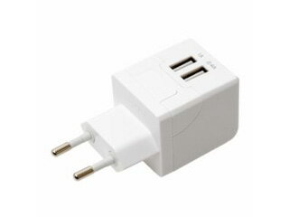 MCO/ミヨシ MBP-TC 海外旅行用USB充電器 2.4A Cタイプ