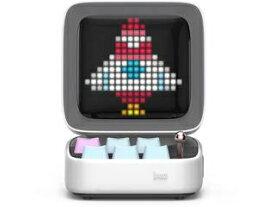 Divoom ブルートゥーススピーカー Divoom - DITOO - White 90100058126 Bluetooth対応