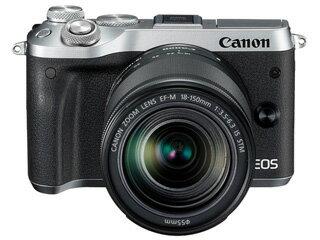 CANON/キヤノン EOS M6(シルバー)・EF-M18-150 IS STM レンズキット 1725C024