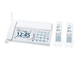 Panasonic/パナソニック KX-PZ620DW-W デジタルコードレス普通紙ファクス おたっくす(子機2台)ホワイト