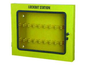SAFERUN/セーフラン安全用品 ロックアウトキー管理ボックス 14738