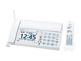 Panasonic/パナソニック 【納期6月下旬以降】KX-PZ620DL-W デジタルコードレス普通紙ファクス おたっくす(子機1台)ホワイト