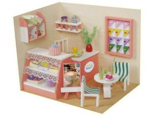ARTE/アルテ ドールハウスキット ケーキショップ DHN-01 【手作りの楽しみ・趣味に♪】 【dollhouse】【ホビー】【趣味】【ミニチュア】【クラフト】