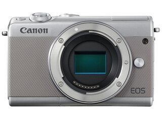 CANON/キヤノン EOS M100(グレー)・ボディー ミラーレスカメラ 2211C004