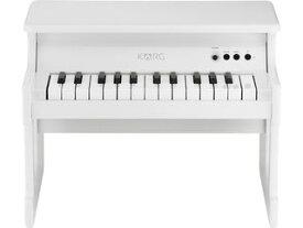 KORG/コルグ tinyPIANO-WH デジタル・トイ・ピアノ (ホワイト) 【子ども用】【ミニピアノ】【贈り物】【入園祝い】
