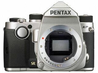 【お得なセットもあります!】 PENTAX/ペンタックス KPボディキット (シルバー) デジタル一眼レフカメラ
