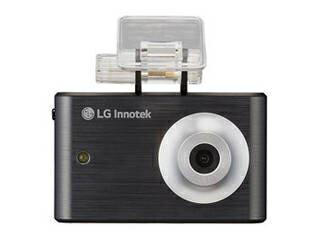 LG Innotek LG Innotek 前後2カメラ 液晶付ドライブレコーダー Alive LGD-100