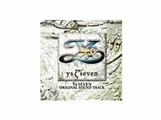 日本ファルコム NW10102820 Ys SEVEN オリジナルサウンドトラック