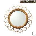 アラログフラワーミラー L 鏡 壁掛け鏡 アラログ ミラー フラワーミラー 鏡 インテリア おしゃれ 鏡 壁 雑貨 かわいい…