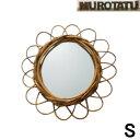 アラログフラワーミラー Sミラー 鏡 壁掛け鏡 !!アラログ フラワーミラー 鏡 インテリア 鏡 壁 おしゃれ 雑貨 かわ…