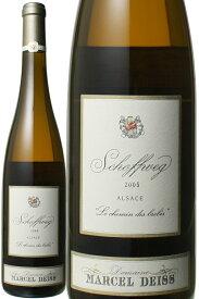 【送料無料】アルザス ショフウェグ プルミエ・クリュ [2014] マルセル・ダイス <白> <ワイン/フランス>
