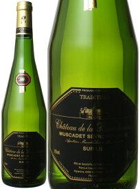 【送料無料】シャトー・ド・ラ・ブルディニエール ミュスカデ・セーヴル・エ・メーヌ・シュール・リー キュヴェ・トラディション [2005] ピエール・エ・シャンタル・リウボー <白> <ワイン/ロワール>