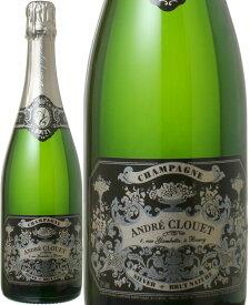 【ヤマト運輸で厳重梱包配送】アンドレ・クルエ シルバー・ブリュット NV <白> <ワイン/シャンパン> ※ラベルのデザインが画像と異なる場合がございますのでご了承ください。