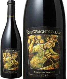 【送料無料】オレゴン ピノ・ノワール グアダルーペ・ヴィンヤード [2014] ケン・ライト・セラーズ <赤> <ワイン/アメリカ> ※ヴィンテージが異なる場合があります。