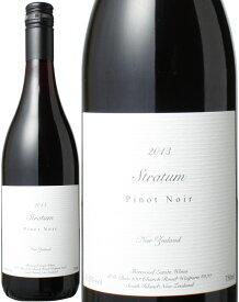 ストラタム ピノ・ノワール [2020] シャーウッド・エステート <赤> <ワイン/ニュージーランド>※ヴィンテージが異なる場合があります。