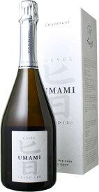 【ヤマト運輸で厳重梱包配送】キュヴェ UMAMI(旨) グラン・クリュ [2009] ゾエミ・ド・スーザ <白> <ワイン/シャンパン>