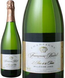 【送料無料】フランソワーズ・ベデル ラム・ド・ラ・テール・ミレジム [2006] <白> <ワイン/シャンパン>