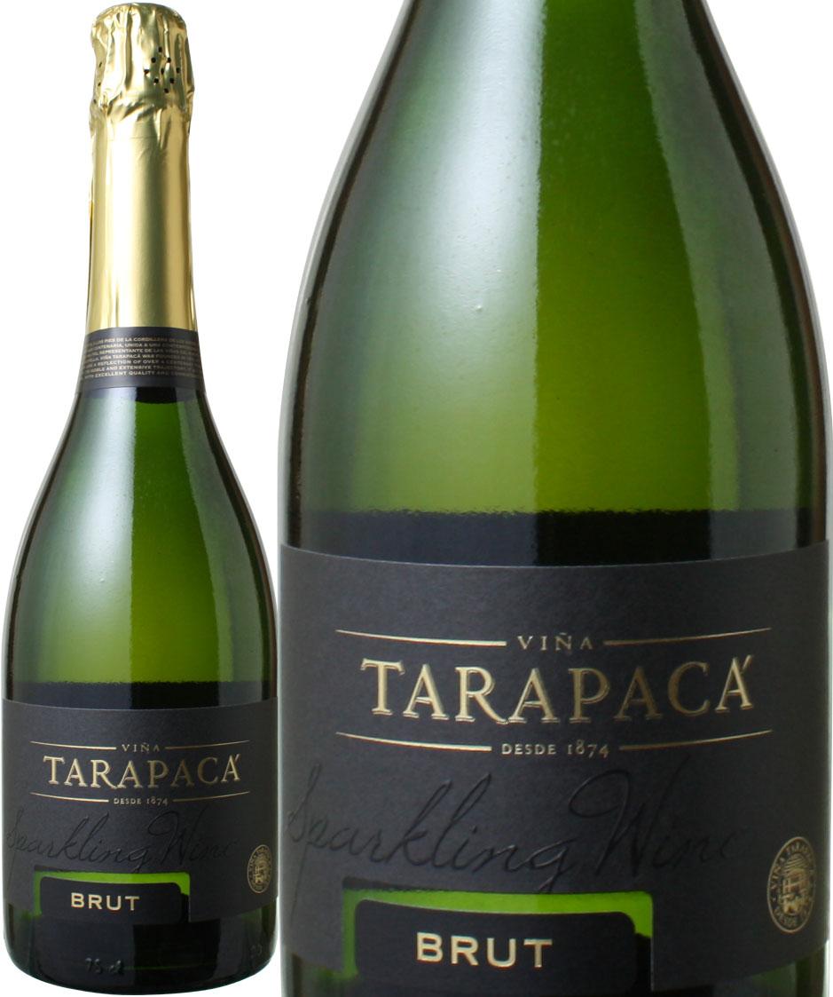 【ヤマト運輸で厳重梱包配送!】タラパカ スパークリング・ブリュット <白> <ワイン/スパークリング>