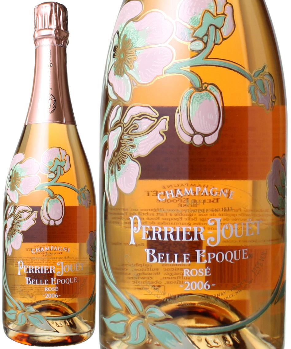 ペリエ・ジュエ ベル・エポック ロゼ [2006] <ロゼ> <ワイン/シャンパン>