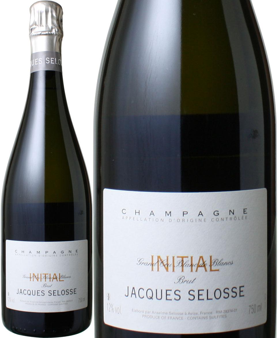 ジャック・セロス イニシャル NV <白> <ワイン/シャンパン>