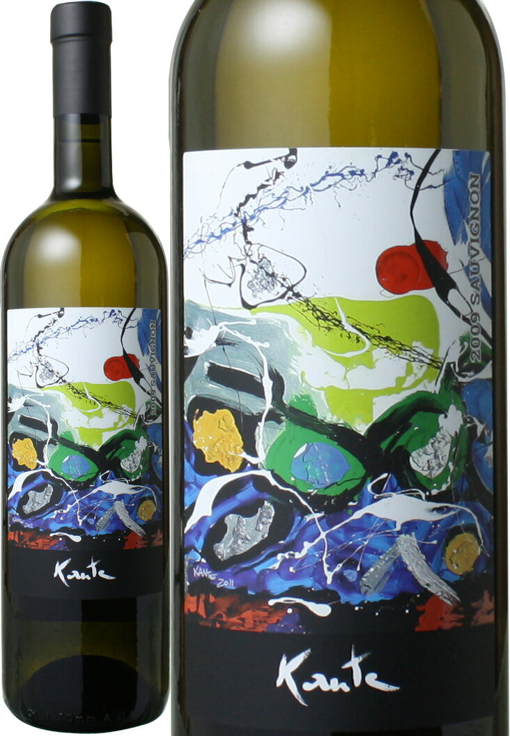 【全品送料無料】ソーヴィニヨン・セレツィオーネ [2009] カンテ <白> <ワイン/イタリア>【沖縄は別途料金加算】