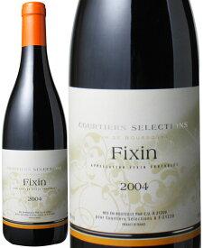 【送料無料】フィサン [2004] クルティエ・セレクション <赤> <ワイン/ブルゴーニュ>
